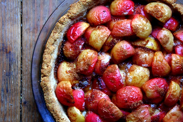 simple apple tart | Recipes | Pinterest