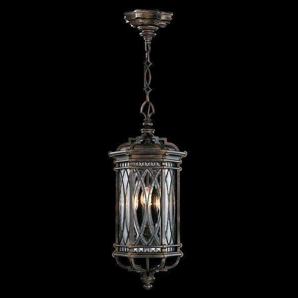Shop Fine Art Lamps 610882 4 Light Warwickshire Hanging Outdoor Pendant At Atg Stores Browse