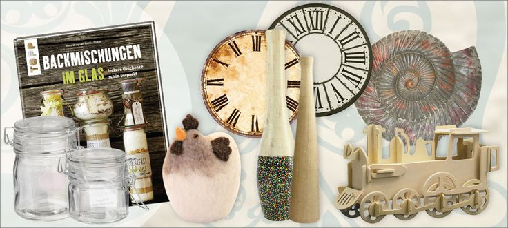 Kreativmaterial - Bastelbedarf - Therapiematerial | Günstig im IKV Online-Shop kaufen!
