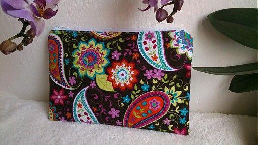 KajDom / Pestrofarebná kabelka do ruky