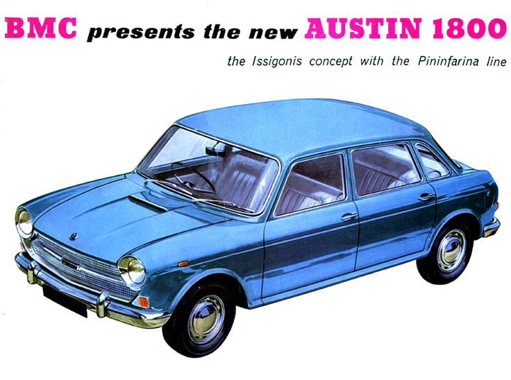 1964 Austin 1800