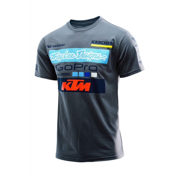 Graphic T Shirt Motorcycle Ktm