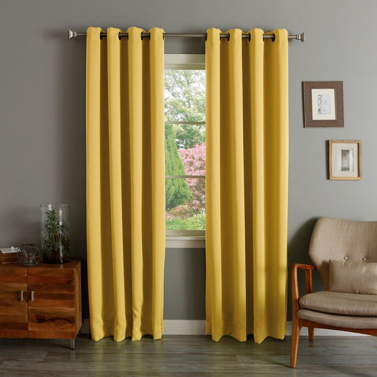 64 Best Front Room Curtains Images On Pinterest Curtain