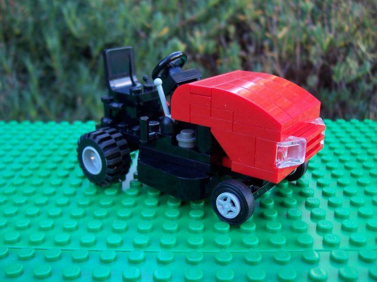 Lego Ride on Lawn mower