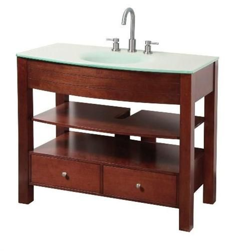 foremost dbca4222 danbury 42 vanity combo with glass