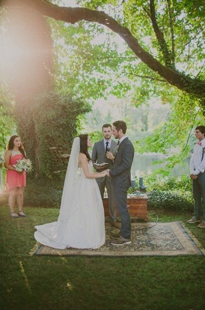 100 Beautiful Outdoor Spaces For The Wedding Ceremony Of Your Dreams