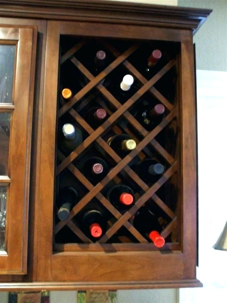 Interior Kitchen Cabinet Wine Racks best 25 wine rack cabinet ideas on pinterest built in bar charming insert inserts for kitchen cabinets wine