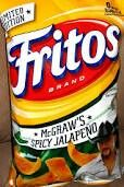 Jalapeno fritos ..too bad they was limited edition. :(