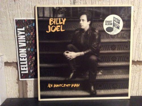 Billy Joel An Innocent Man LP Album Vinyl Record CBS25554 Pop 80's Uptown Girl Music:Records:Albums/ LPs:Pop:1980s