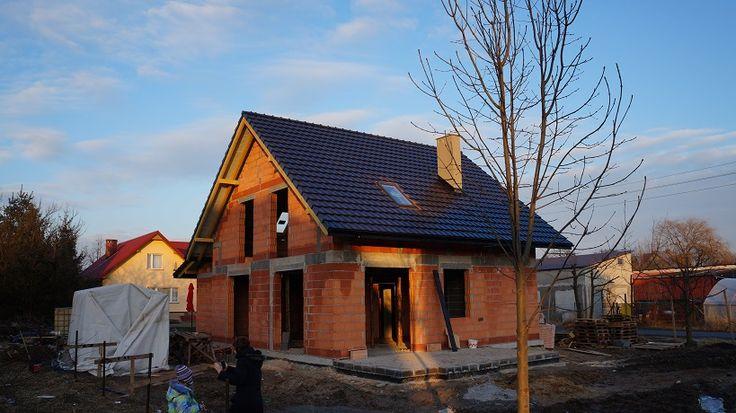 Projekt domu Małgosia