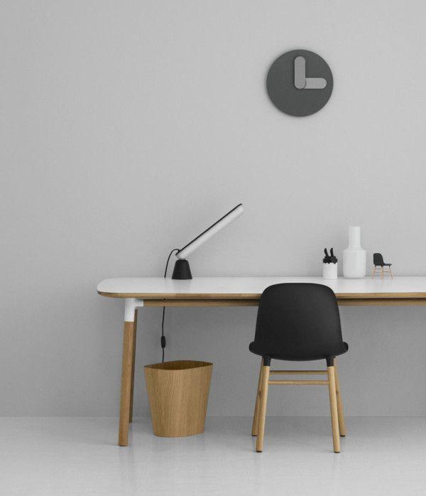 Acrobat lamp designed by Marc Venot