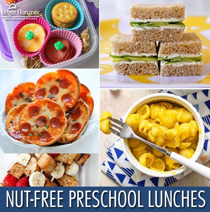 Now that the kids are back to school, we've gathered some nut-free preschool lunch ideas to liven up children's lunchboxes. Check them out!