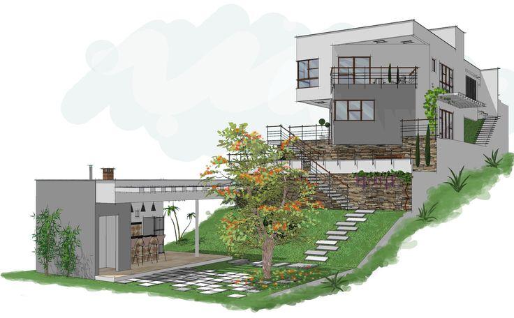 A7 Arquitetura: Residência em Mariana/MG