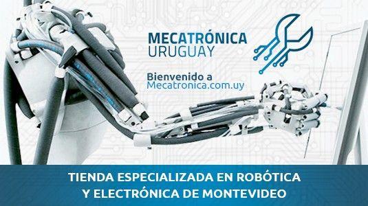 Tienda Online de Componentes Electrónicos, Robótica y Arduino en Montevideo, Uruguay