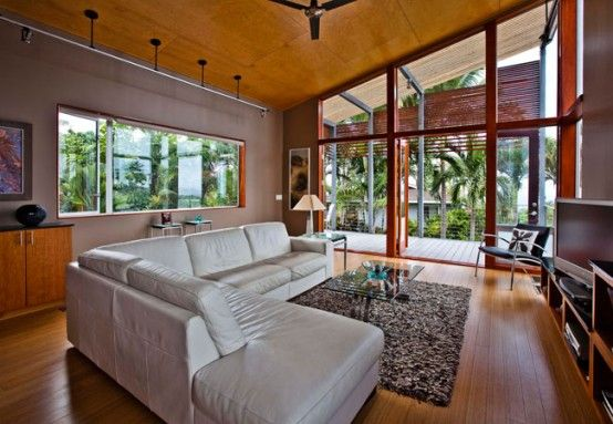 House In Hawaiian Interior Design Tannis Porter Cool Interiors