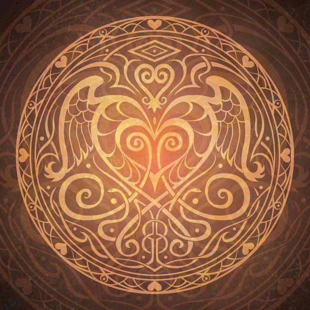 Heart of Wisdom Mandala