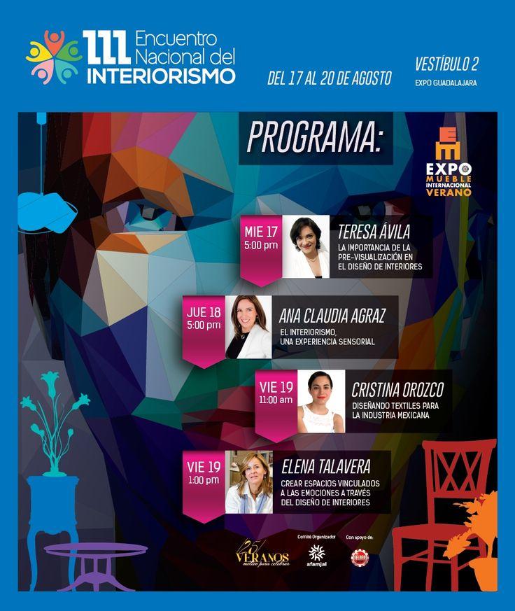 Nos vemos pronto en Guadalajara! #diariodeunadiseñadora