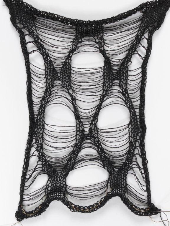 Knit sample