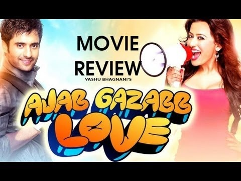 'Ajab Gazabb Love' - Movie Review - Jackky Bhagnani  Nidhi Subbaiah - http://best-videos.in/2012/10/26/ajab-gazabb-love-movie-review-jackky-bhagnani-nidhi-subbaiah/