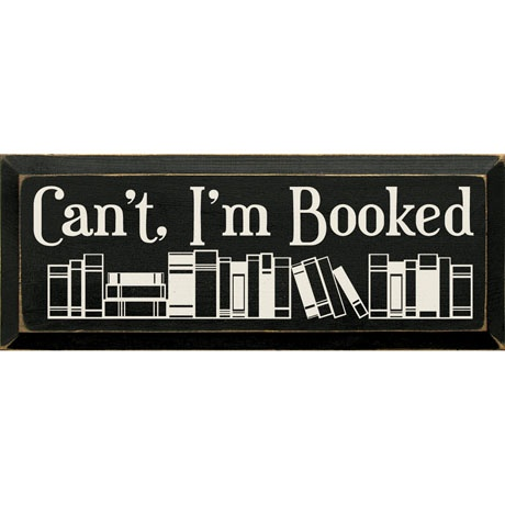 For my book worm :)