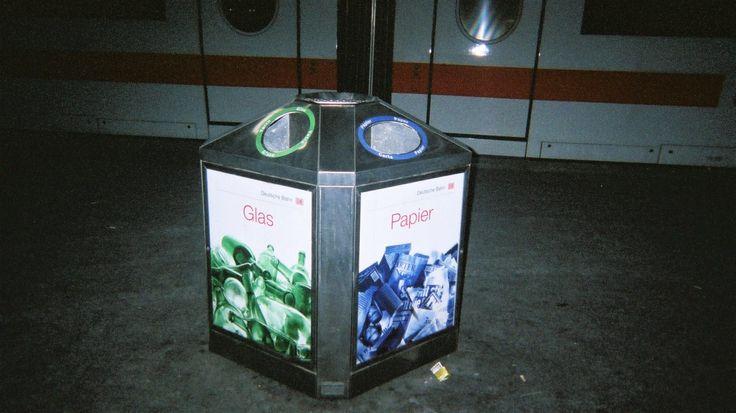 ゴミ箱(ドイツ)