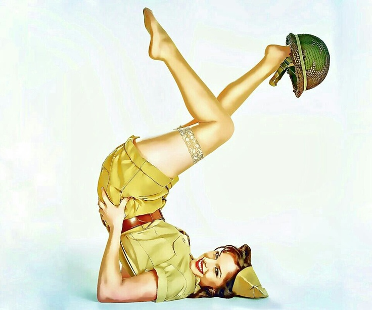 Military #pinup #girls #vintage | Pinup style | Pinterest ...