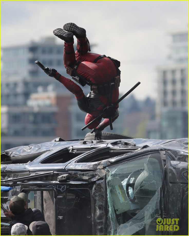 Deadpool - Novas fotos do filme, ansiedade a mil