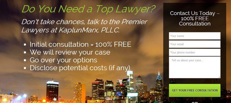 Personal Injury Lawyer Philadelphia  Philadelphia truck accident lawyers -- http://www.kaplunmarx.com/