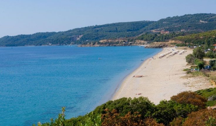 Amazing colors #Halkidiki #Beach http://apartments-panagi.com