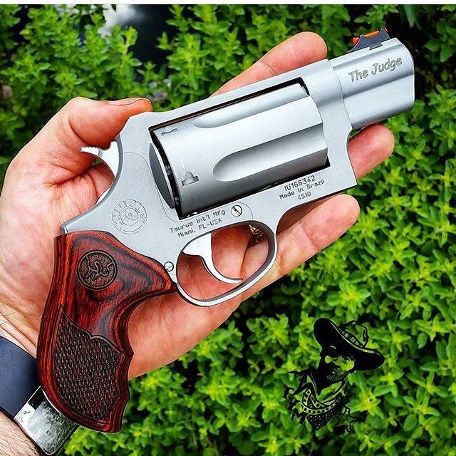 Taurus Public Defender Judge in .410 shotshell and .45 Long Colt A great truck…