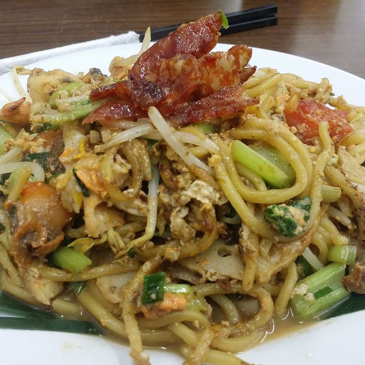 Makanan Medan enak juge  @kwetiaukerang