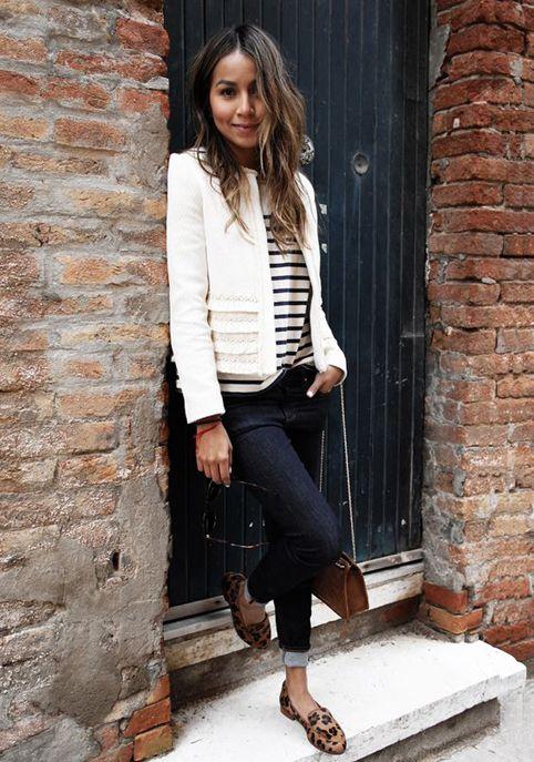 Pinterest : 23 looks qui donnent envie d'adopter l'imprimé léopard   Glamour