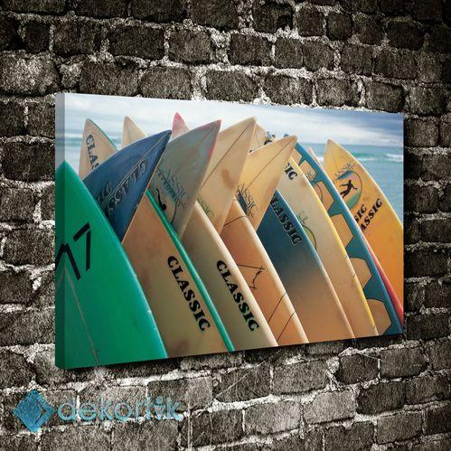 Sörf Tahtaları Tablo #spor_kanvas_tablo #spor_temalı_tablolar