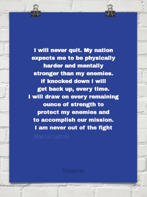 marcus luttrell quotes - Google Search