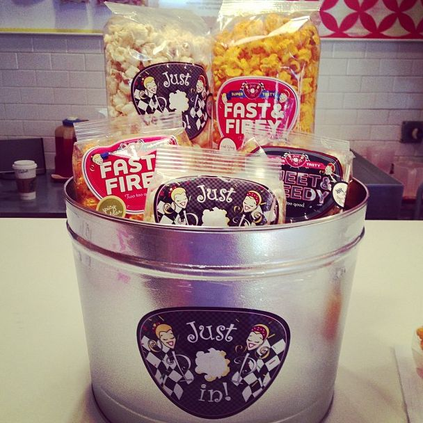 Race themed popcorn for the Indy 500!: