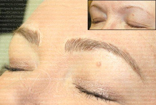 3d Microblading| 3D Brows By Stephanie