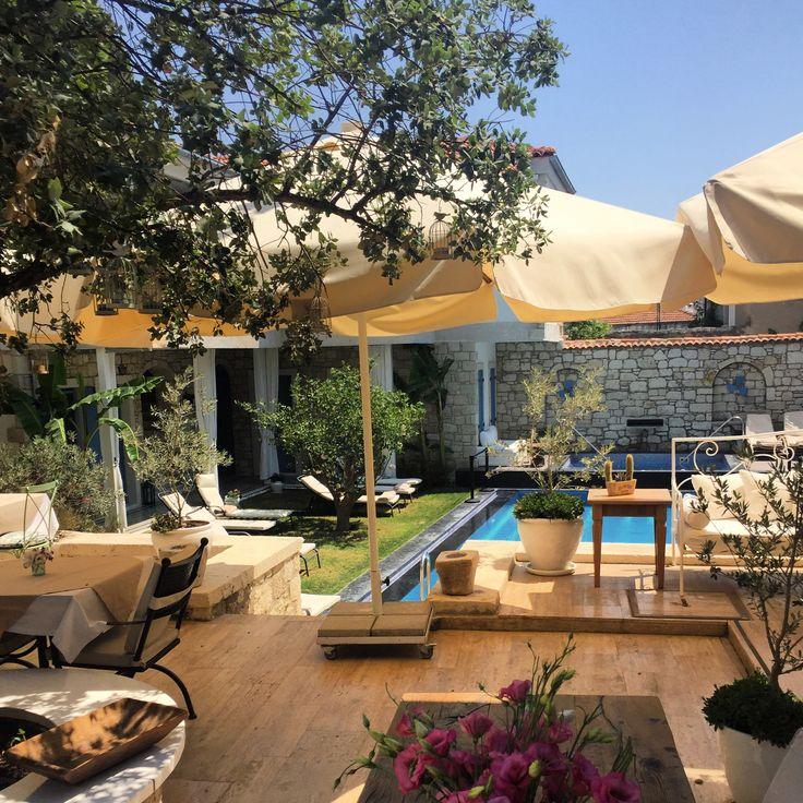 Hotel pool design garden design