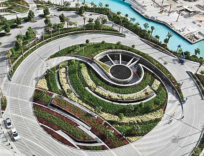 17 best landscape arch images on pinterest landscaping for Urban garden design