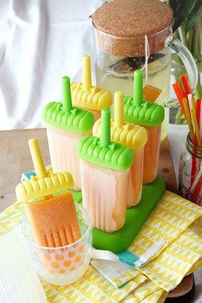 batonnets glaces melon 000001 LE MIAM MIAM BLOG