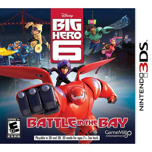 """Disney Big Hero 6 for Nintendo 3DS - Game Mill Entertainment - Toys """"R"""" Us"""