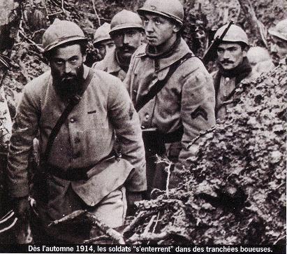 WWI; Les combattants se racontent 2 (coté Français)