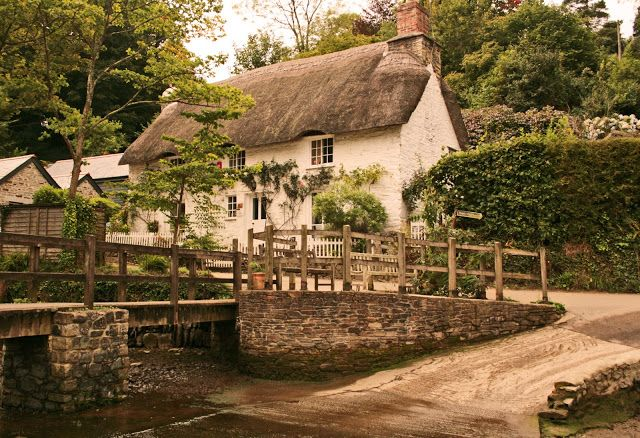 Helford in Cornwall