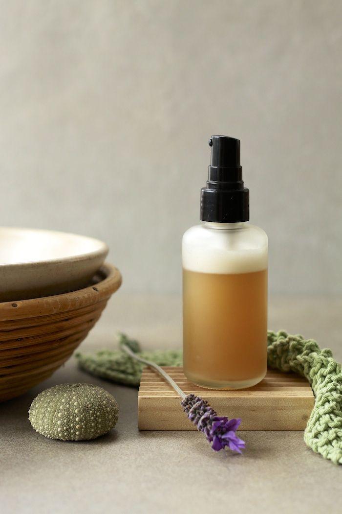 Handmade Liquid Soap \ HOMEGROWN KITCHEN