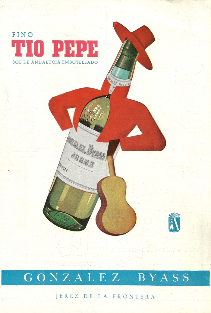1000 images about tio pepe posters and adverts on for Cartel tio pepe