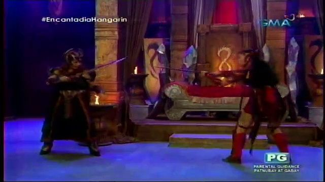 Encantadia (2016 TV series) March 31, 2017 Pinoy HD Replay Encantadia (2016 TV series) March 31, 2017 Pinoy HD Replay (eng-kan-tad-yah) is an upcoming Filipino fantasy television series to be broadcast bya is set to air on July 18, 2016 on the network's GMA Telebabad block replacing Poor...