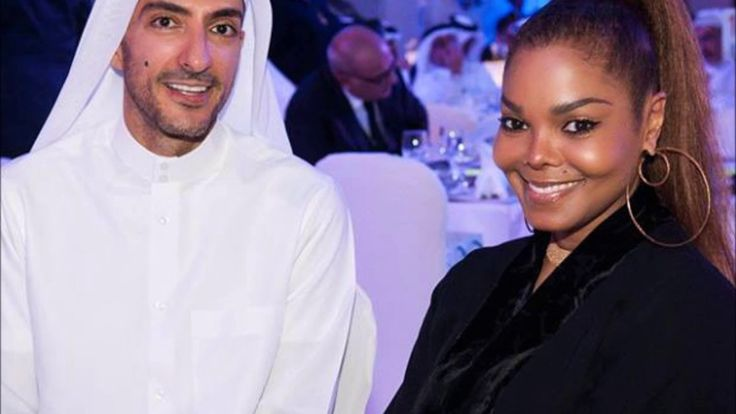 Janet Jackson Splits With Wissam Al Mana  - What More Can A Man Want?