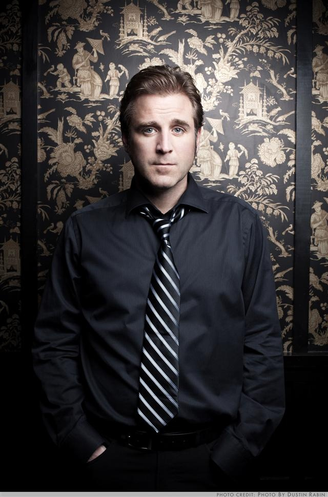 Sean McCann ---of Great Big Sea. Amazing singer.