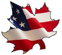 Image result for American/canadian flag tattoo designs
