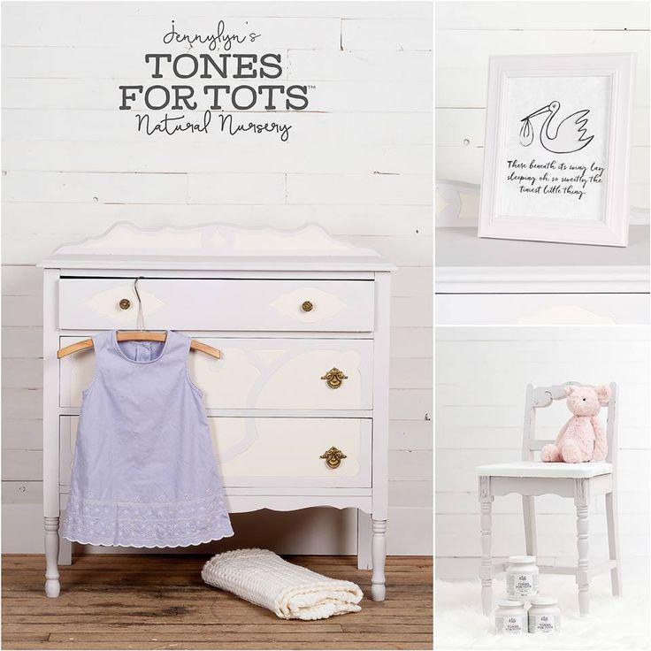 Baby Safe VOC Free Paint From @FusionPaint #tonesfortots #nurserysafe  #safepaint