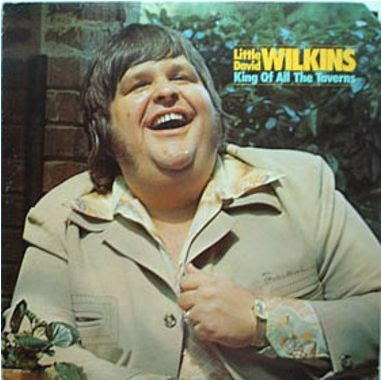 Some album covers make me smile. But the 'King of ALL the Taverns', cover...well now,...this is simply laughable.